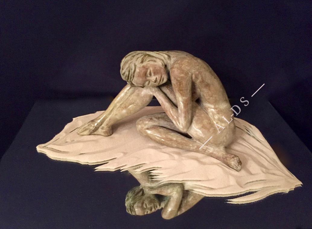 La belle endormie - 24,5 cm